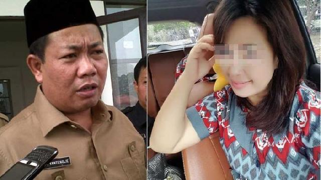 DPRD Sepakat Makzulkan Bupati Ahmad Yantenglie