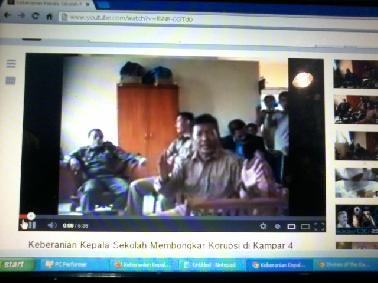 Video Guru Bongkar Dugaan Korupsi di Kampar Beredar