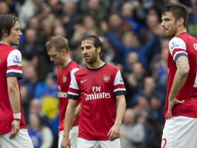 Arsenal Dibantai Everton, Fans Minta Wenger Mundur