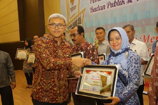 PPID Pekanbaru Terbaik III se-Riau