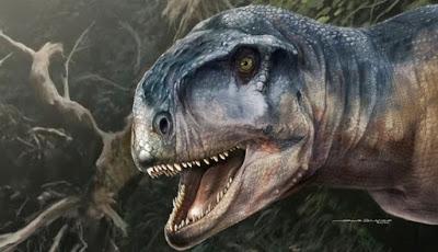 Lebih Kecil dari T-Rex, Ia Predator yang Ganas