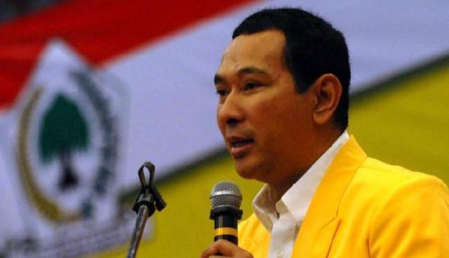 Tommy Soeharto Ancam Yorrys