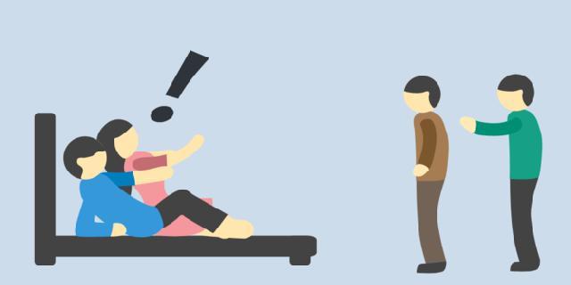 Waduh, Bupati kepergok mesum dengan istri polisi di rumah kosong