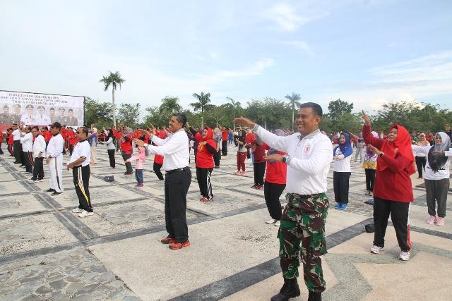 Dance 4 Life Meriahkan Peringatan Hari Aids Sedunia