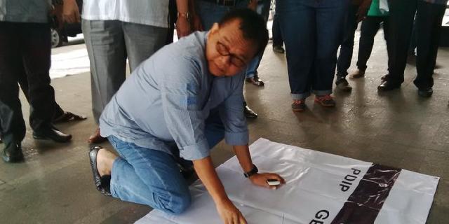 Ingin lengserkan Ahok, Taufik baru dapat dukungan 12 anggota DPRD