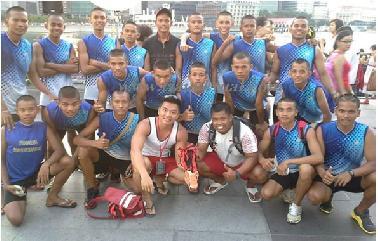 SMA Olahraga Pekanbaru Wakili Indonesia ke Singapore
