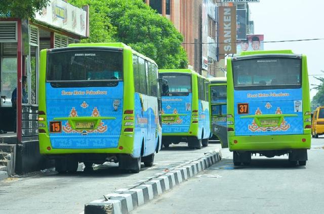 Ketua Organda : Pengelolaan Bus TMP Oleh Dishub, Labrak PP 74 Tahun 2014