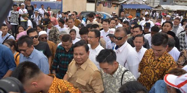 Ini alasan Prabowo turun gunung menangkan Anies-Sandi di Pilgub DKI