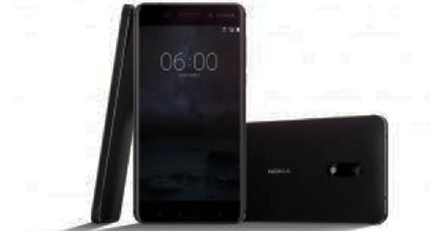 Nokia 6 Bakal Saingi BlackBerry Mercury