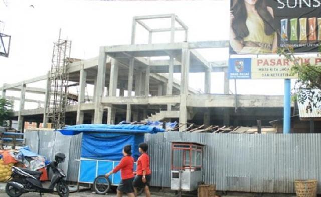 Nasib pasar cik puan masih terus mengambang, ini kata Sekda Pekanbaru