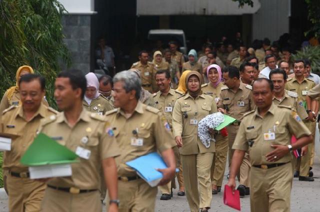 PNS Dinas PU Riau Diminta Terus Berkarya