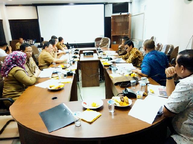Pertanyakan Tupoksi OPD Baru, Komisi IV DPRD Pekanbaru Gelar Hearing