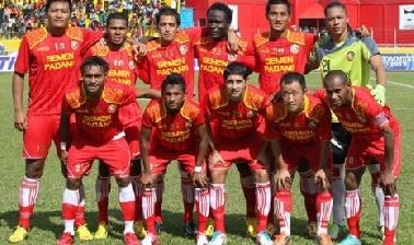 Semen Padang Gagal Maju ke Semifinal Piala AFC