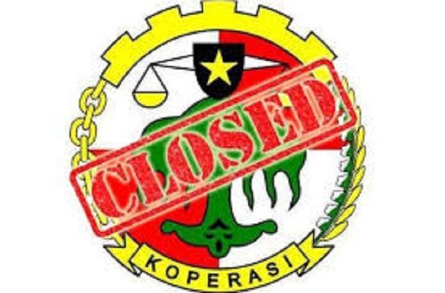 Waduh, 430 Koperasi di Pekanbaru Dibubarkan