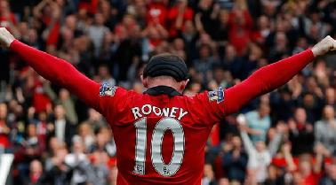 Rooney Rajin Bobol Gawang City