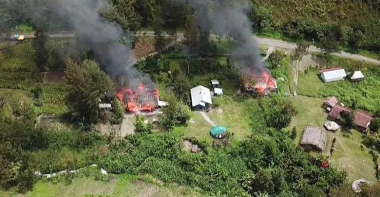 Teroris Papua Makin Ngelunjak