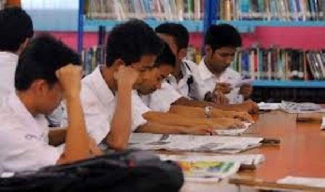 SMPN 33 Pekanbaru Alami Kekurangan Sarana Pendidikan