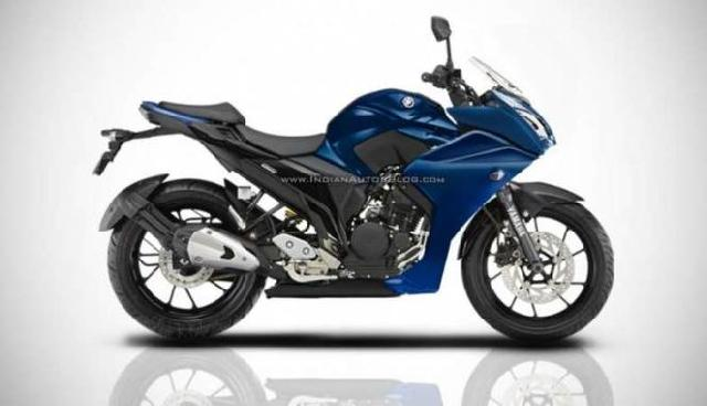 Siap Meluncur, Inikah Wujud Motor 250cc Terbaru Yamaha?