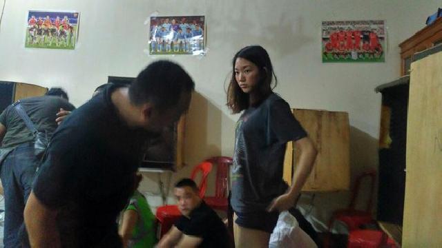 Polisi Gerebek Puluhan Wn China Sindikat Penipuan Online