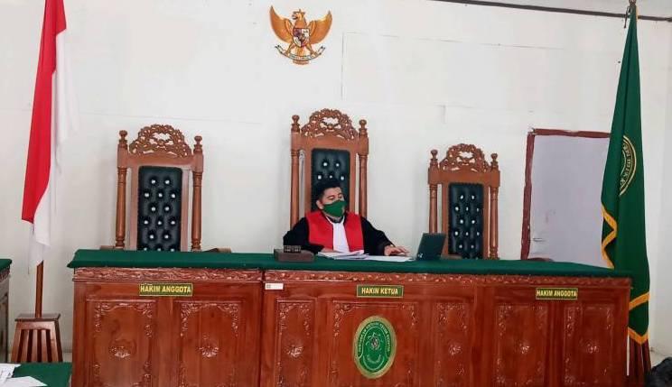 Hakim Gugurkan Status Tersangka Kepala BPKAD Kuansing