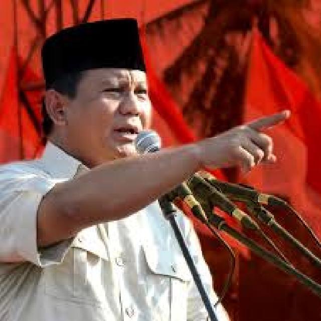 Prabowo bantah terima tawaran empat kursi menteri dari Jokowi