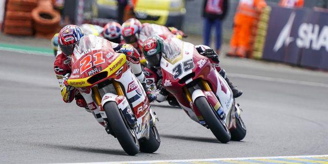 Tim Balap Moto2 Indonesia Berpeluang Juara Dunia