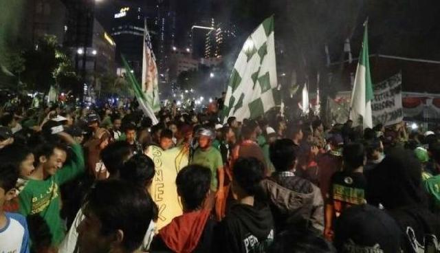 Hendak menuju Bandung 3 anggota Bonek tewas akibat miras oplosan