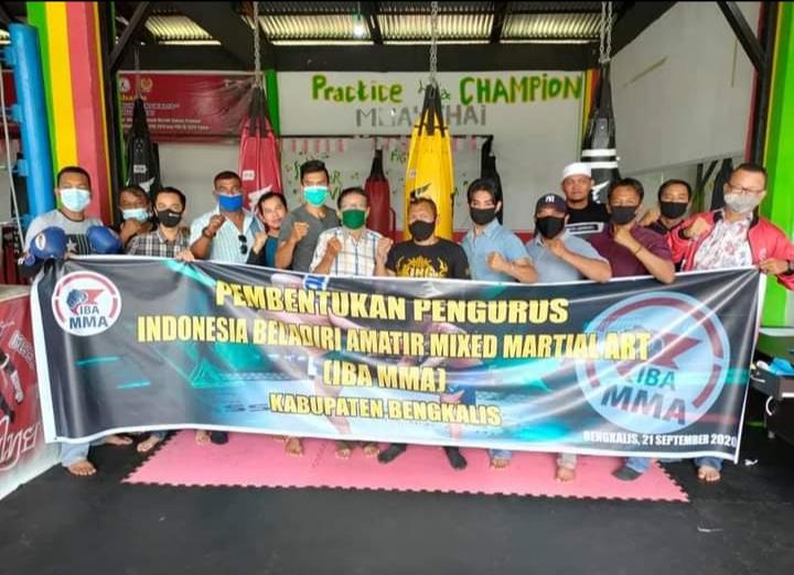 Pengkab IBA MMA Bengkalis Terbentuk, Dakeslim Dipercayai Sebagai Ketua Terpilih