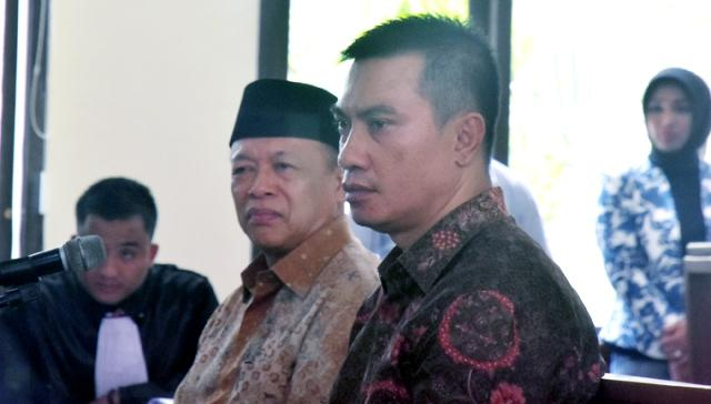 Bupati Rohul Non Aktif Suparman Divonis Bebas, Mantan Ketua DPRD Riau Johar Firdaus Diganjar 5 Tahun