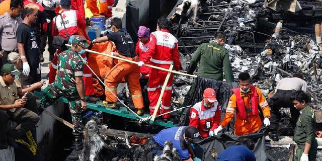 Kesaksian mengerikan korban kapal Zahro Express yang terbakar