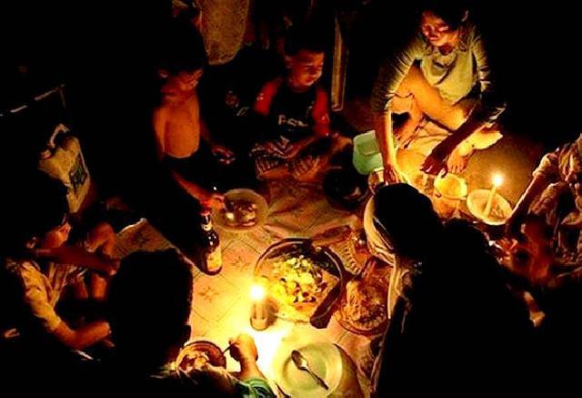 Ribuan Warga di 8 Desa Masih Gelap-gelapan