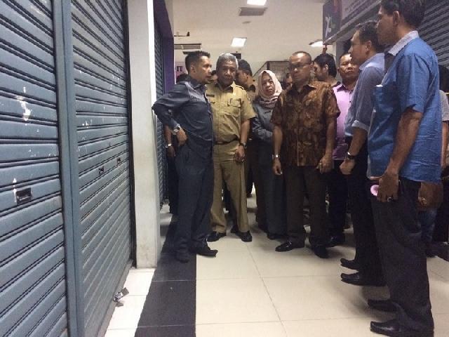 Soal Alih Fungsi Pasar The Central, DPRD Akan Lakukan Pembahasan