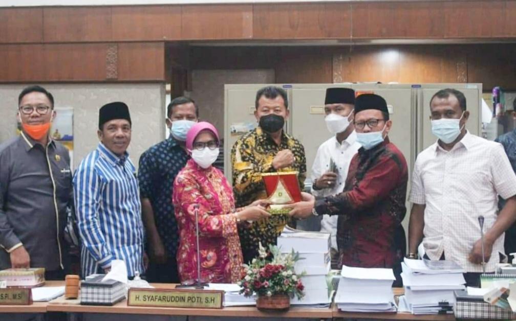 DPRD Riau Bahas Retribusi Roro Dumai-Tanjung Kapal