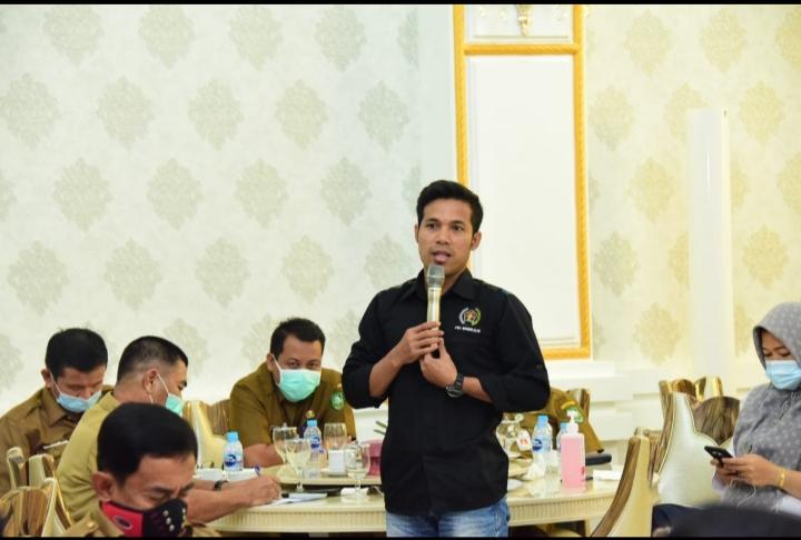 Aklamasi, Adi Putra Pimpin PWI Bengkalis Periode 2021-2024