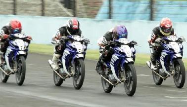 Richard Taroreh Juara MT Class YACR 2013