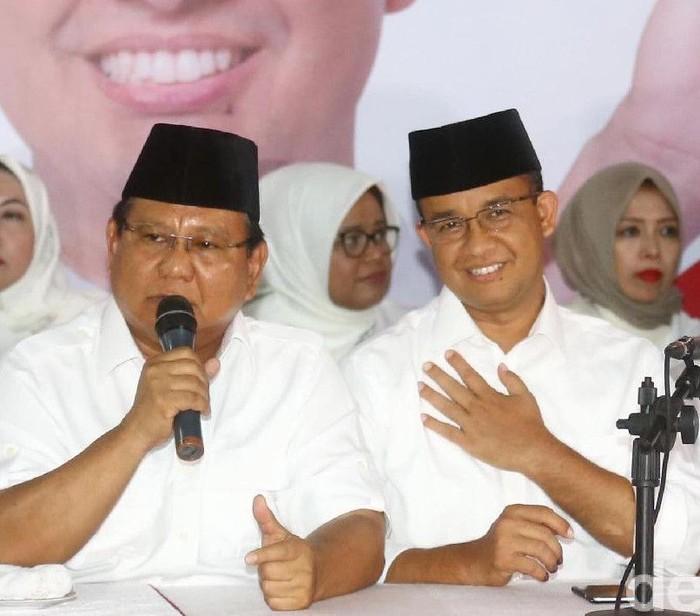 Hasil Survei Capres 2024 Versi IPO: Anies Ungguli Prabowo, Moeldoko Dapat 0