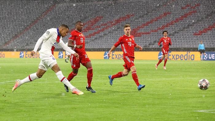 Mbappe Dua Gol, Les Parisiens Menang 3-2