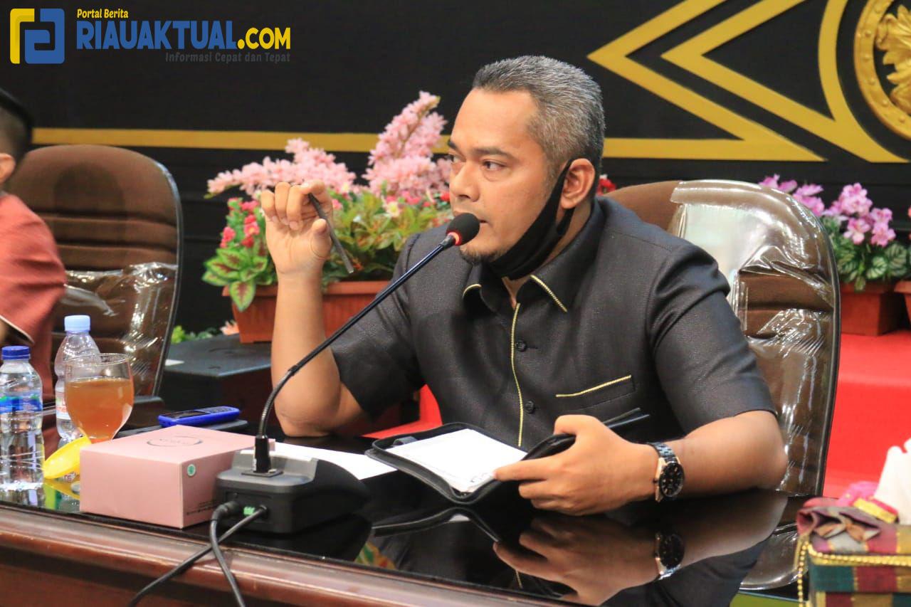 146 Anak di Pekanbaru Putus Sekolah, Ini Kata Ketua DPRD