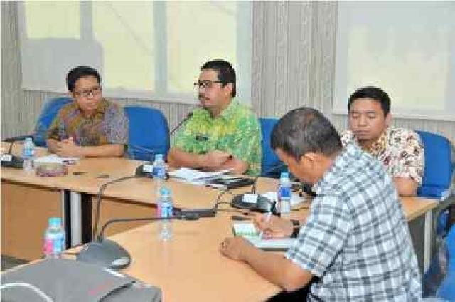 Bahas Rencana Pencegahan Korupsi, KPK Kunjungi Inhu