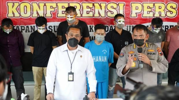 Pesta Seks Gay di Solo Digerebek, Polisi Sita Kondom hingga Alat Perangsang