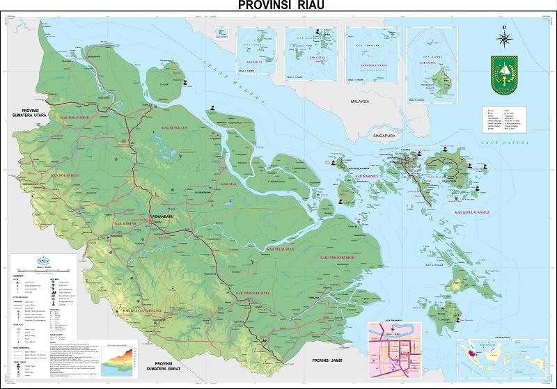 Permendagri Riau-Sumut Segera Dikeluarkan, Batas Wilayah Tiga Daerah di Riau Tuntas
