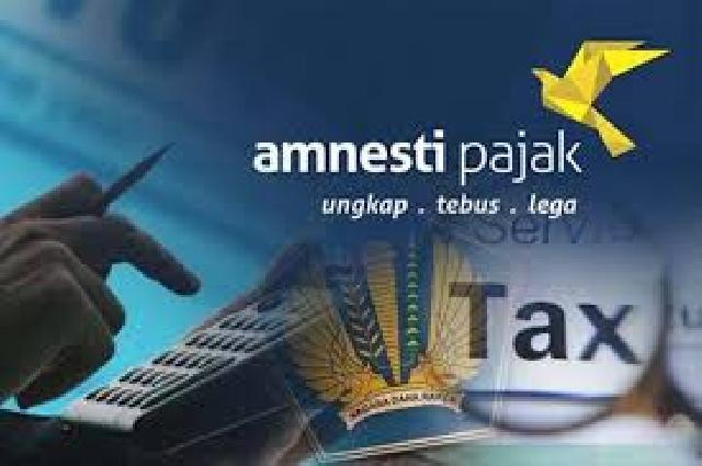 Amnesti pajak, antara harapan dan realita