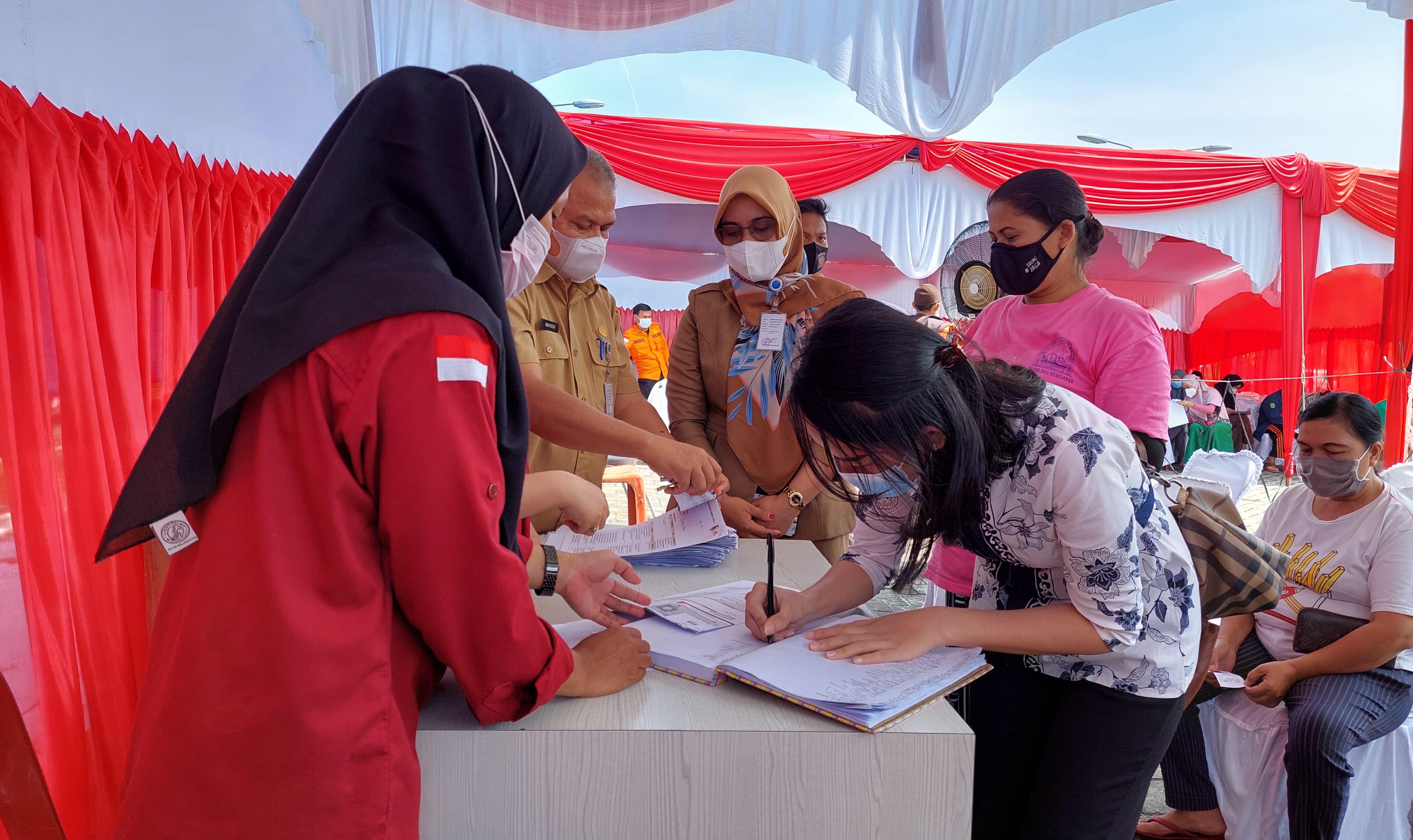 Ingin Divaksin? Cukup Bawa KTP ke RSD Madani, Berlaku Bagi Warga Dalam dan Luar Kota Pekanbaru
