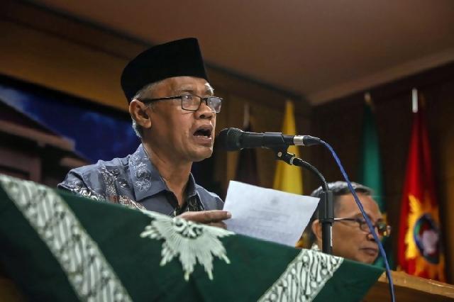 Ketua Muhammadiyah: Natal 2016 bukti umat Islam toleran