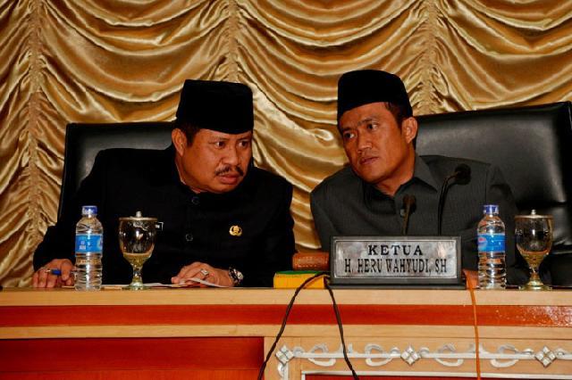 Kapolda Riau Perintahkan Ditreskrimsus Tahan Ketua DPRD Bengkalis
