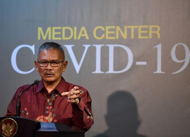 Data Terbaru Virus Corona di Indonesia: Total Kasus ...