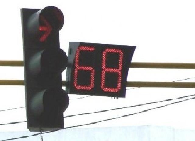 Lalin Kota Pekanbaru Diatur 40 Traffic Light