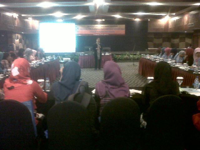 Ratusan Wanita Ikuti Workshop Dewan Pers