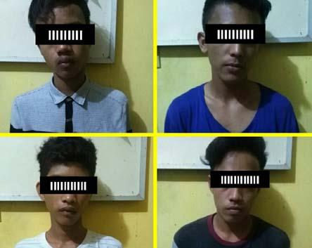 biadab seorang siswi smp digilir 4 remaja di sing kantor camat