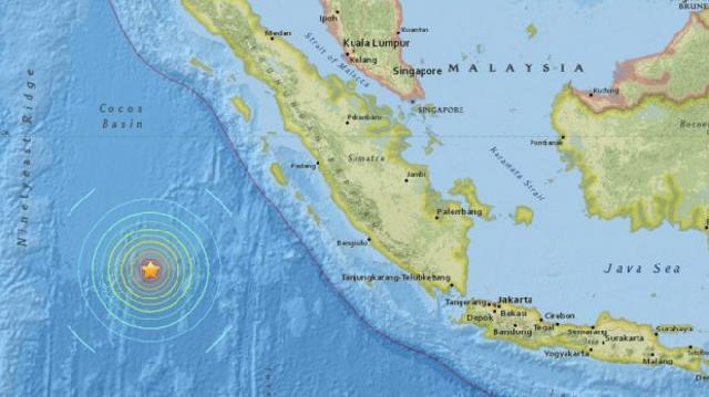 Gempa Guncang Bukittinggi, Warga Panik Berhamburan